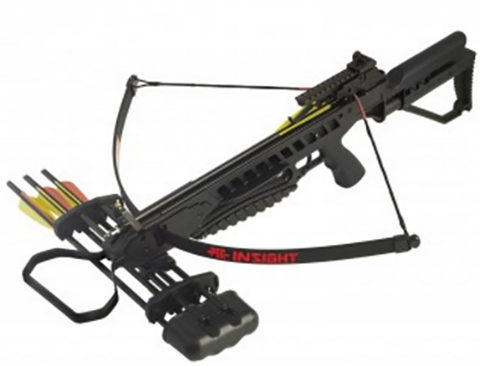 Precision Shooting Equip PSE Insight Crossbow Package