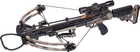 Crosman Corporation 18 Specialist XL 370 Crossbow Package