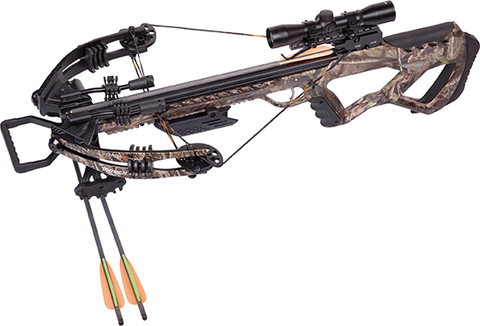 Crosman Corporation 18 Tormentor Whisperer 380 Crossbow Package