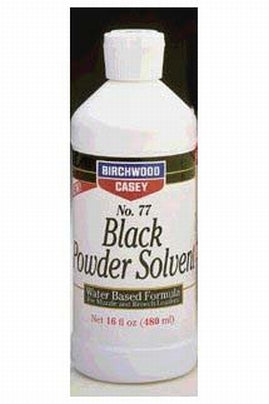 Birchwood Casey Muzzle Magic No. 77 Black Powder Solvent 16 oz