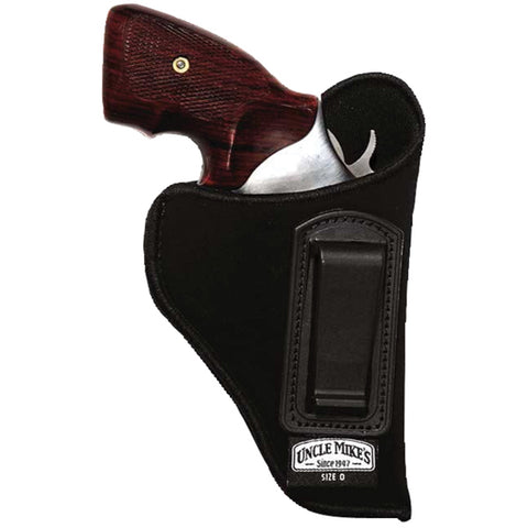 Uncle Mike's 0 Black In Pant Holster