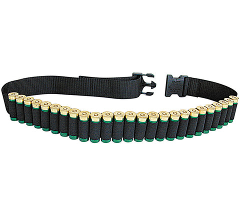 Allen Shotgun Shell Belt Black Holds 25 Shells 211