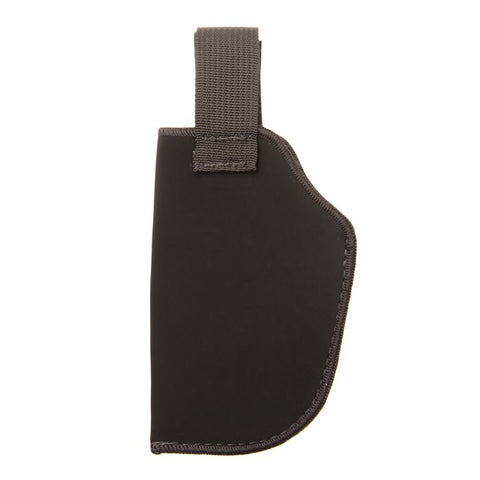 "Blackhawk ISP Holster with Strap 4"" Double Action Revolver 73IR02BK-R"