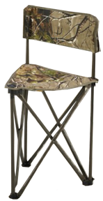 Hunter's Specialties Hs Tripod Camo Chair Xtra Green 07286