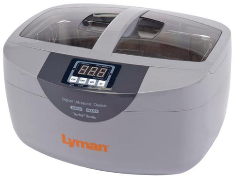 Lyman Reloading Turbo Sonic 2500 Case Cleaner