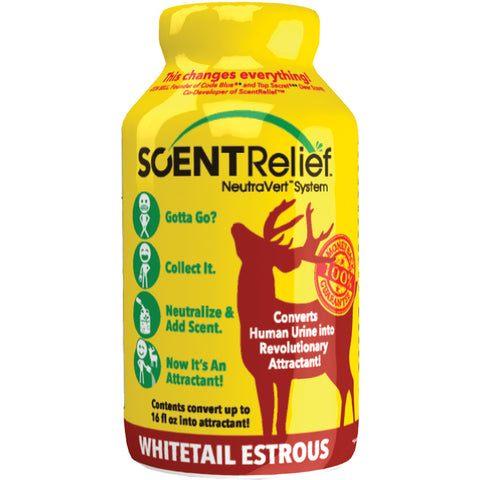 Scent Relief Whitetail Estrous Deer Attractant SR1001