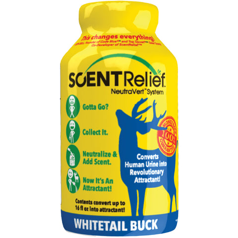 Scent Relief Whitetail Buck Deer Attractant SR1002