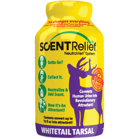 Scent Relief Whitetail Tarsal Deer Attractant SR1004