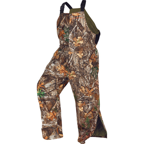 Arctic Shield Classic Elite Bibs Realtree Edge Camo Large