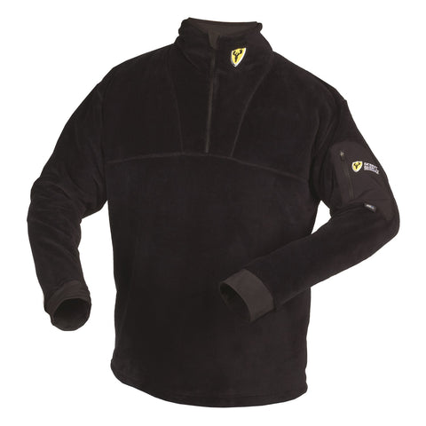 ScentBlocker Arctic Weight Baselayer Long Sleeve Shirt Black - XL