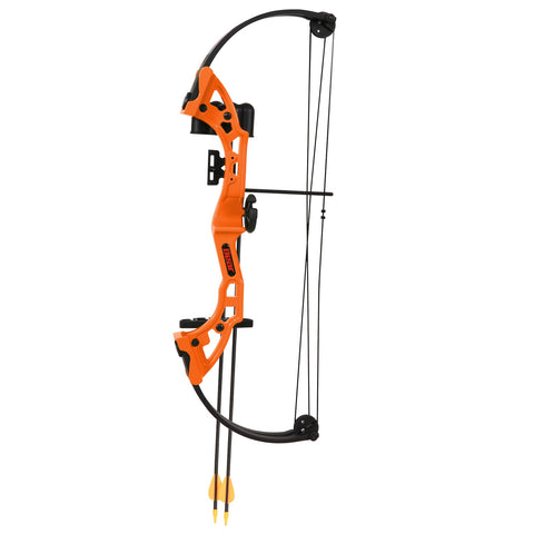 Bear Archery Brave Compound Bow Orange