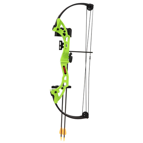 Bear Archery Brave Compound Bow Green