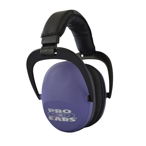 Pro Ears Ultra Sleek Headset - Purple