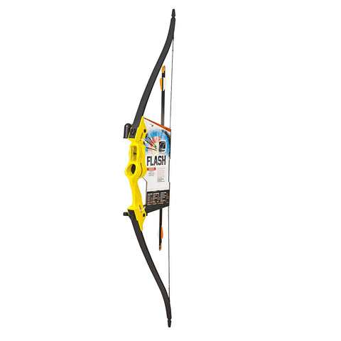 Bear Archery Flash Bow Set-Yellow