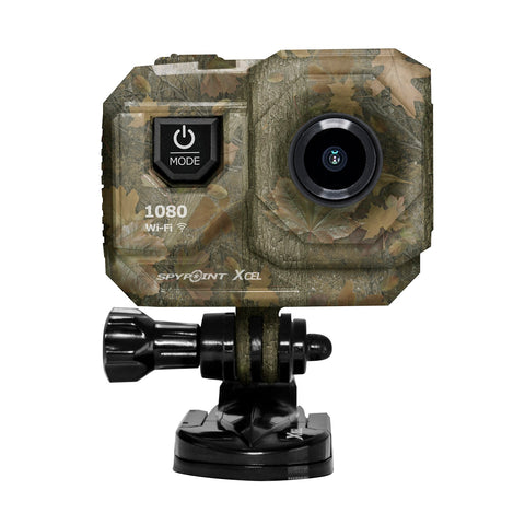 Spypoint Xcel 1080 Action Camera-12MP HD-Camo