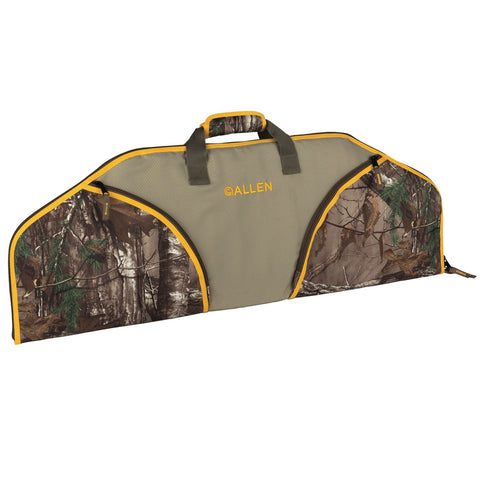 Allen 41in Compact Youth Bow Case Realtree Xtra/Tan/Yellow 622
