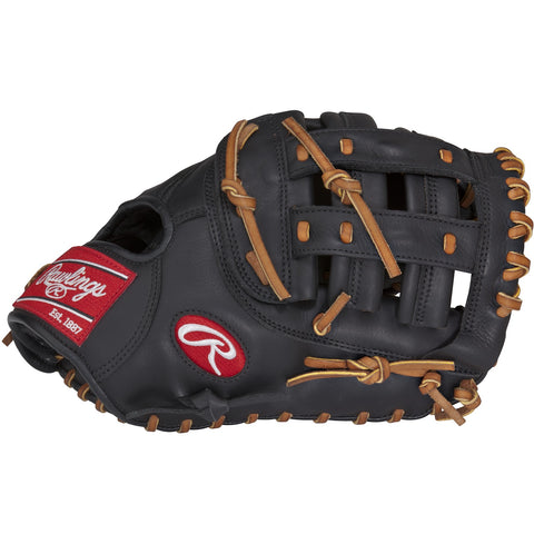 Rawlings Gamer Series 12.5in 1st Baseman's Mitt RH GFM18B-3/0