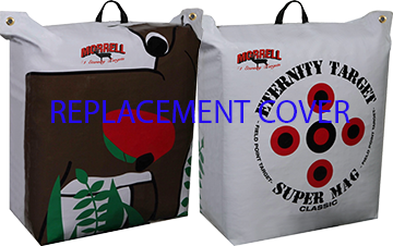 Morrell Mfg Inc Replacement Cover Super Mag Target