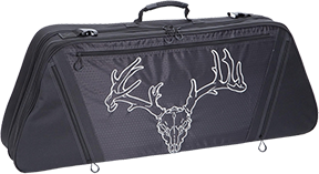 "30-06 Outdoors Llc Slinger Deluxe 41"" Bow Case System w/Skull Graphic"