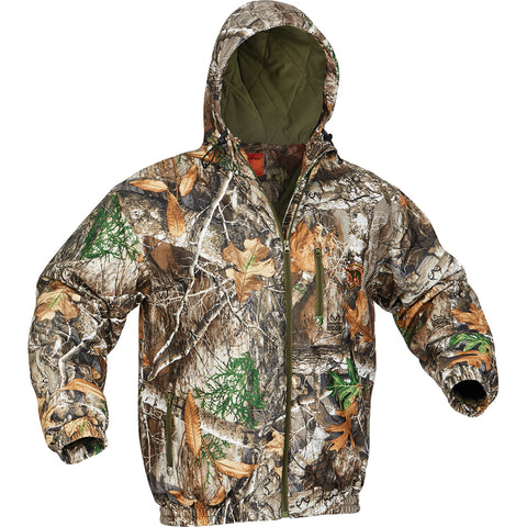 Arctic Shield Quiet Tech Jacket Realtree Edge  X-Large 531000-804-050-19