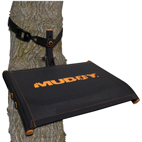 Muddy Ultra Tree Seat-18n x 13in-Camo MTS500