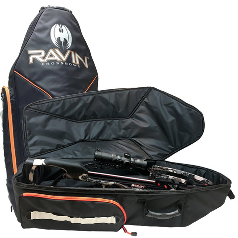 Ravin Soft Backpack Style Crossbow Case R9/10/15/20 Black R180