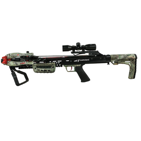 Killer Instinct Furious 370 FRT Crossbow Package 1092-S