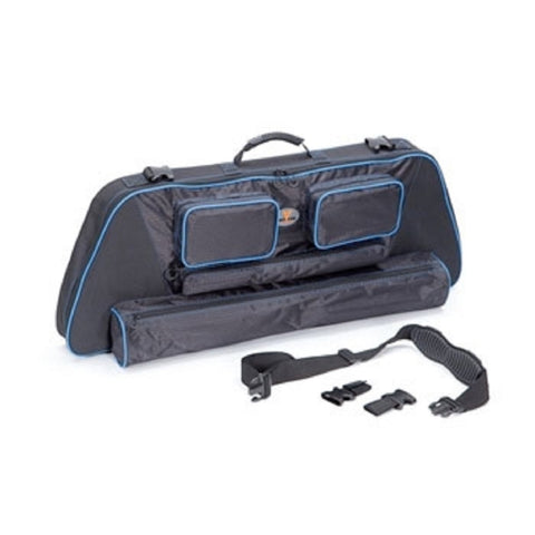 ".30-06 Outdoors .30-06 Outdoors 41"" Slinger Bow Case System w/Blue Accent SBC-BL"