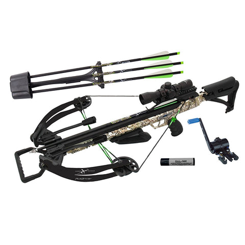 Carbon Express X-Force Piledriver 390 Crossbow With Ready To Hunt Kit 20310