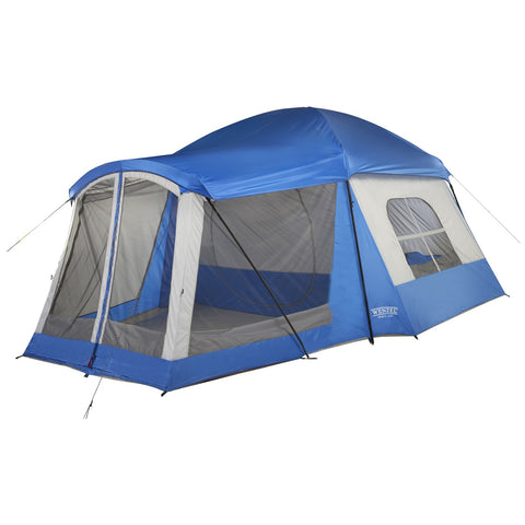 Wenzel Wenzel Klondike 8 Person Tent - Blue 36424B