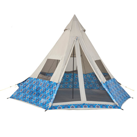 Wenzel Wenzel Shenanigan 5 Person Tent - Blue 7300818BLG