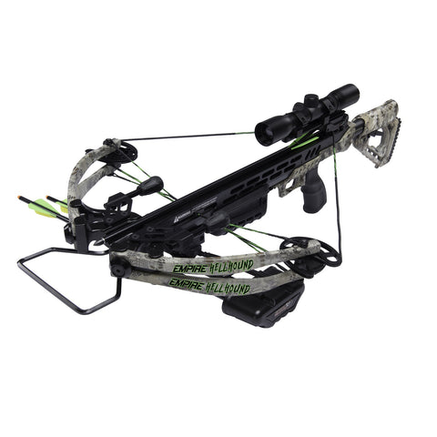SA Sports SA Sports Empire Kryptek Hellhound 370 Crossbow 649