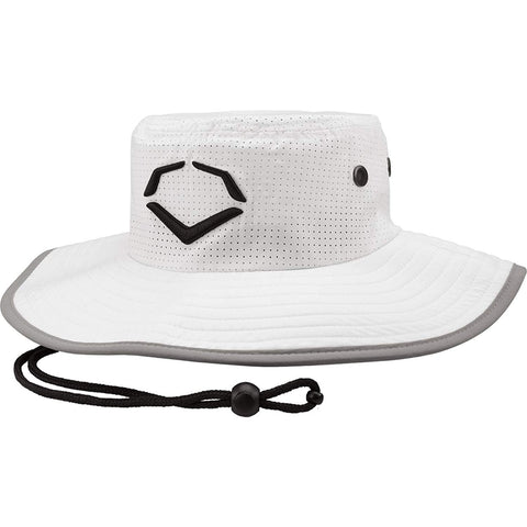 EvoShield EvoShield Bucket Hat-White WTV1036000100OSFM
