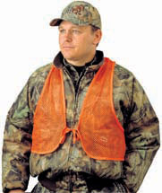 Hunters Specialties Adult Mesh Hunting Vest 02006