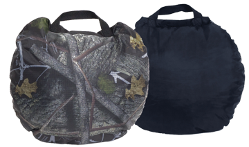 Nep Therm-A-Seat Heat-A-Seat Black/Invision Camo