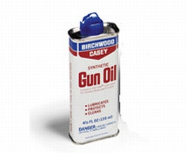 Birchwood Casey Synthetic Gun Oil 4.5Oz
