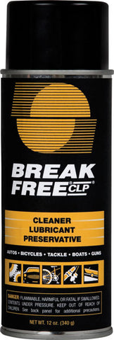 Break-Free CLP Aerosol 12 oz Gun Cleaner/Lubricant/Preservative