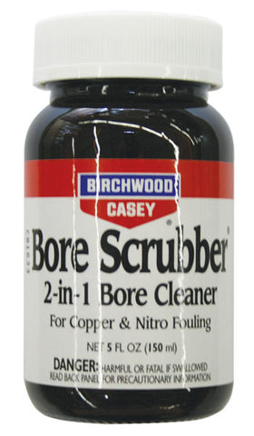 Birchwood Casey Bore Scrubber 2-in-1 Gun Bore Cleaner 5oz