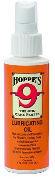 Hoppe's Lubricating Oil 4 ounce Pump 1004