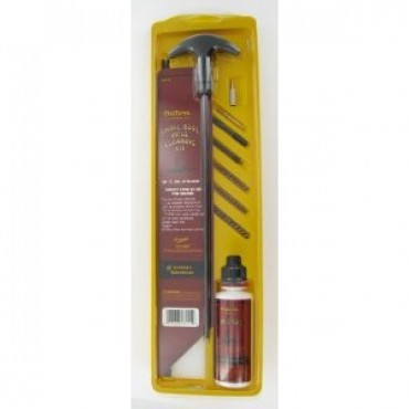 Outers Universal Brass Pistol Cleaning Kit .22/.45 Caliber 46410