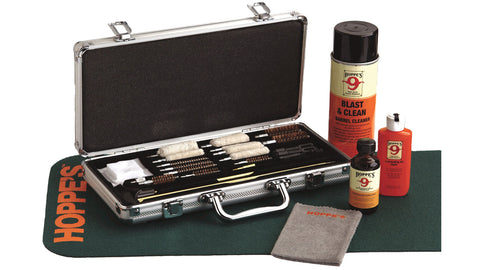 Hoppe's Universal Deluxe 31 Piece Gun Cleaning Accessory Kit UAC102