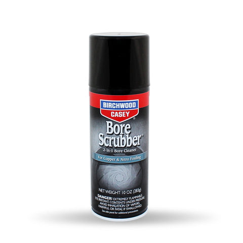 Birchwood Casey Bore Scrubber 2-in-1 Gun Bore Cleaner 10oz