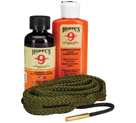 Hoppe's 1-2-3 Done Cleaning Kits 30 Cal 110030