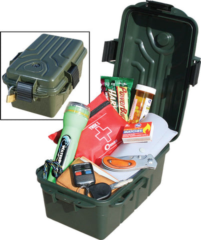 MTM Case-Gard Survivor Dry Storage Outdoors Box Green
