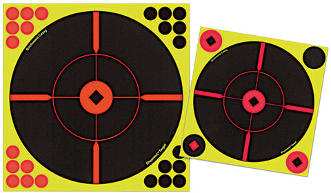 "Birchwood Casey Shoot-N-C 8"" Bull's-eye ""BMW"" Target 6 Pack"