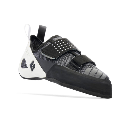 Black Diamond Zone Men's Rock Climbing Shoes Aluminum