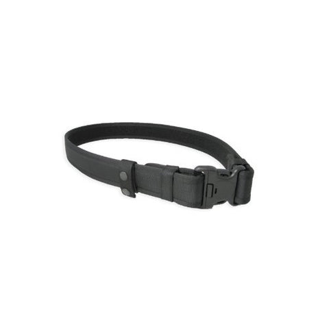 Tacprogear Large Black Duty Belt with Loop