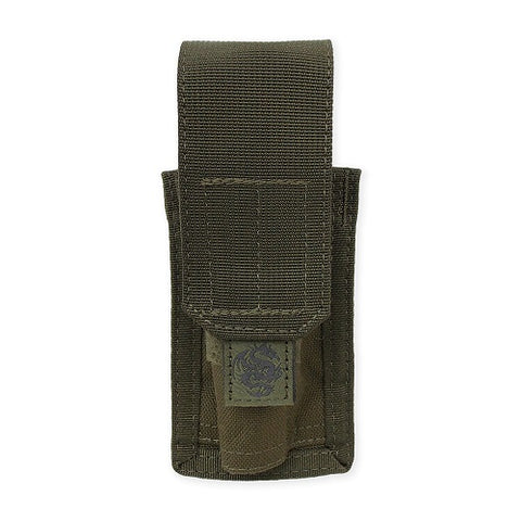 Multi-Purpose Flashlight Pouch Olive Drab Green