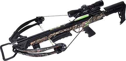 Eastman Outdoors Inc 17 X-Force Camo Crossbow Blade Package
