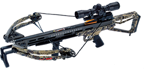 Eastman Outdoors Inc 17 Covert CX-3 SL + Crossbow Kit
